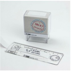 Pack sello textil
