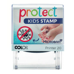 Sello Protect Kids: con...
