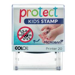Sello Protect Kids: con...