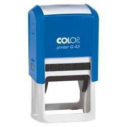 Printer Q-43   Colop 43 x...