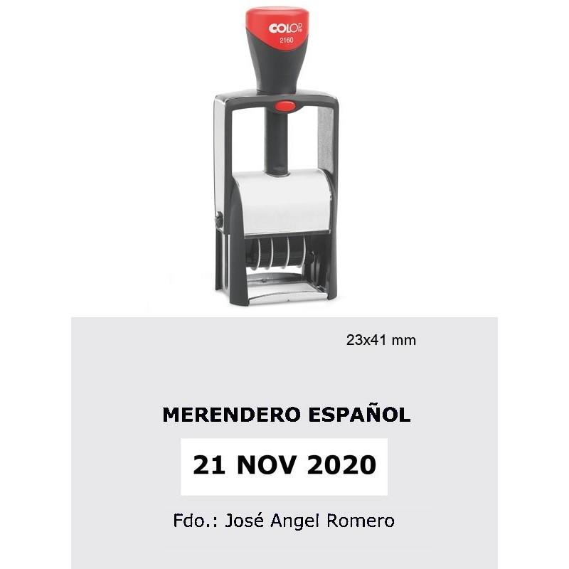 Fechador 2160