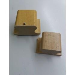 Sello de madera 10 x 10 cm...