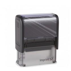 Imprint 12  placa de 47x18mm.