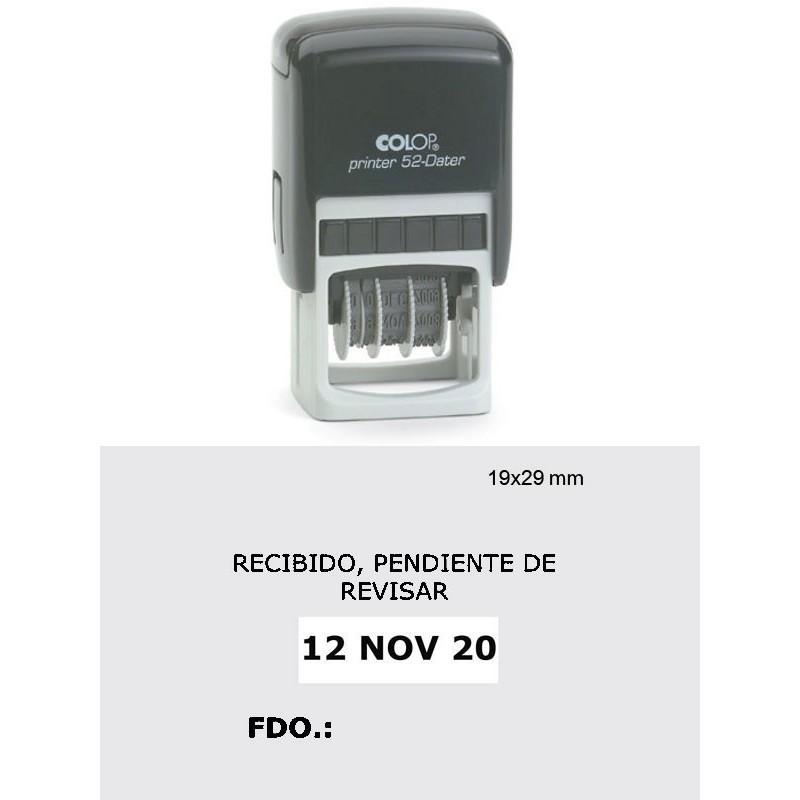 Printer 52- Dater