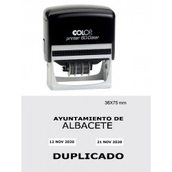 Fechador Printer 60-Dater L/R