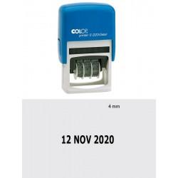 Printer S 220 Fechador con placa de 4 mm.