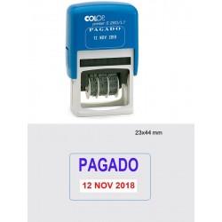 Printer S 260/L Fechador con texto