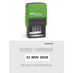 Printer S260  Fechador con...