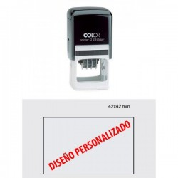 Printer Q 43-Dater